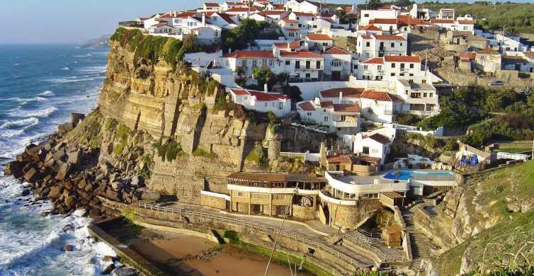 Lisboa: Tour gastronômico de Sintra e degustação de vinhos com passeio panorâmico