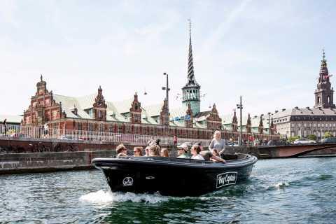 """Copenhague: excursão de 2 horas pelo canal """"Hidden Gems"""""""