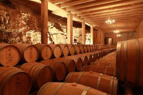 Aix-en-Provence: tour de medio día de vino en Coteaux d'Aix