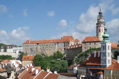 Český Krumlov: 2 Hour Private Walking Tour with Guide