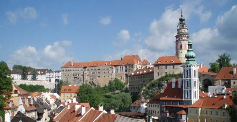 Český Krumlov: 2 Hour Private Walking Tour with Guide