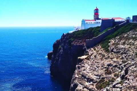 Sagres & Cape St. Vincent Half-Day Tour from Lagos