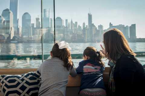 NYC: Skyline Brunch Cruise Around Manhattan