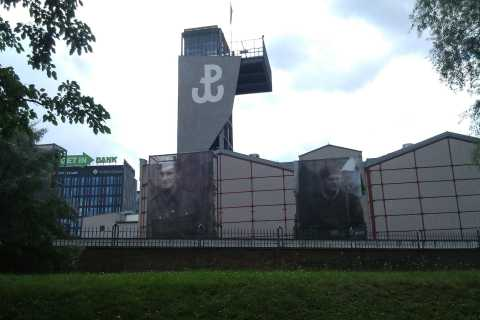 Warsaw Uprising Museum and POLIN Museum Tour