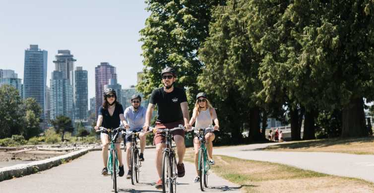 Vancouver: Stanley Park Bicycle Tour