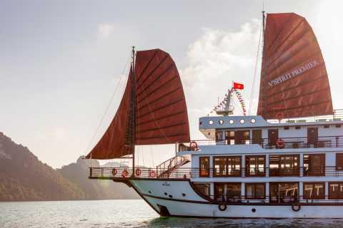 Hanoi: Overnight Cruise on Lan Ha Bay