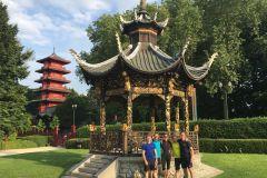 SightJogging: Atomium, parques verdes e história belga