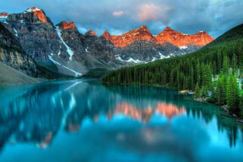 Rocky Mountains: 5-Day Premium Tour from Vancouver