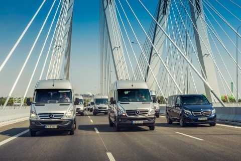 Krakau: privétransfer van of naar de luchthaven
