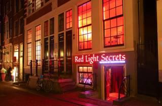 Amsterdam: Red Light Secrets - Eintrittskarte zum Museum