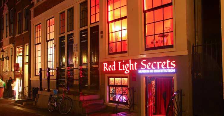 Red Light Secrets: Ingresso para o Museu da Prostituição