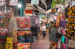 Bangkok Chinatown: Lokale Märkte & Leckereien Rundgang