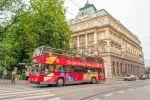 Krakow Hop-On Hop-Off Bus: 24, 48, or 72-Hour Ticket
