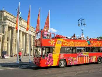 Berlin: 24-Stunden-Ticket für die Hop-on-Hop-off-Bustour