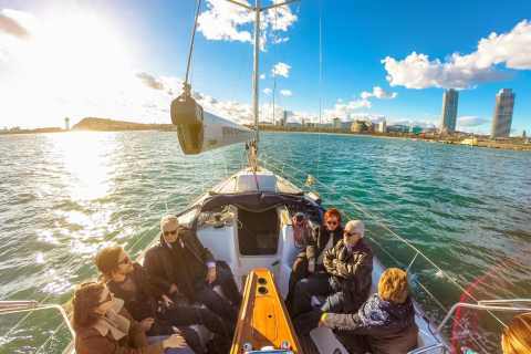 Barcelona: 2-Hour Port Vell Sailing Experience