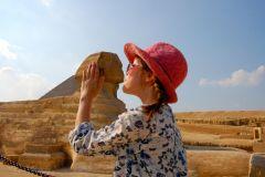 Excursão de Meio Dia no Cairo às Pirâmides de Gizé e Esfinge