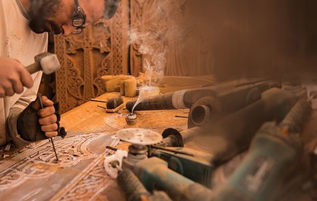 Armeense knutselworkshop