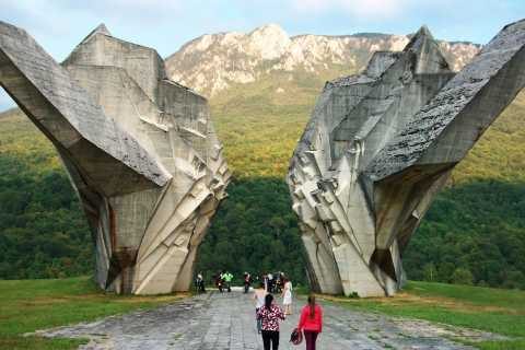 Private Tour from Sarajevo: Sutjeska National Park