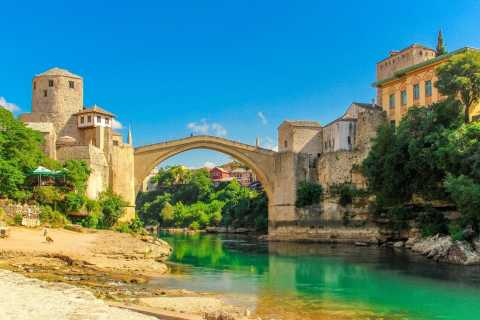 Private tour: From Sarajevo - Konjic, Mostar & Blagaj