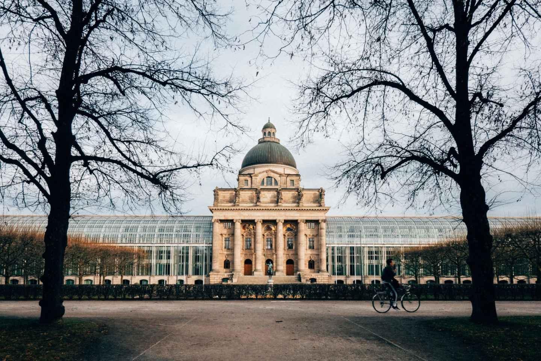 München: Stadtgeheimnisse - Interaktives Entdeckungsspiel