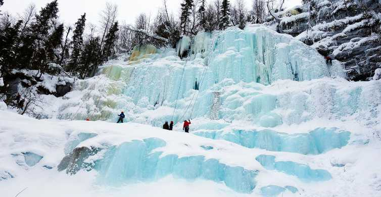 Lapland: The Frozen Waterfalls of Korouoma Tour