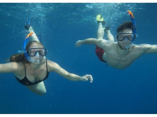 Catania, Isole Ciclopi: Snorkeltrip