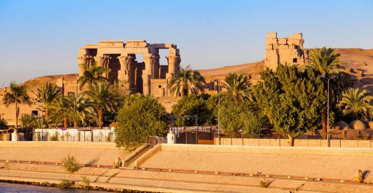 From Luxor to Aswan: 5-Day 5-Star Guided Nile River Cruise