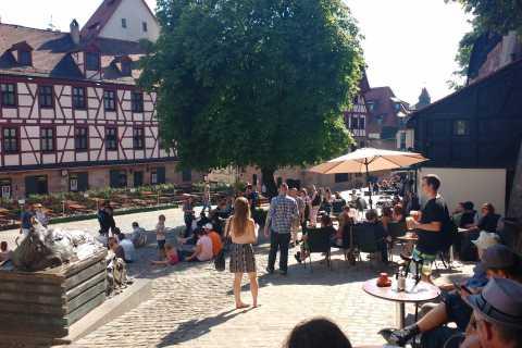 Nürnberg: Geführte Radtour mit Ihrem eigenen Bike