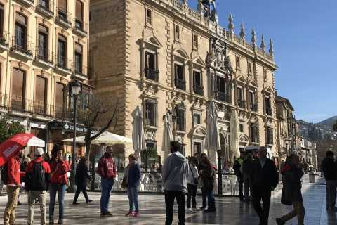 Granada: 2.5-Hour Historic Center & Albaicín Private Tour