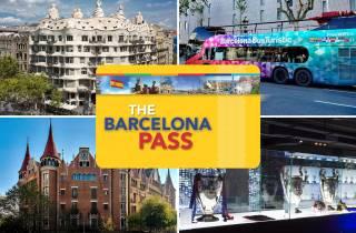 Barcelona Pass: Eintritt zu mehr als 20 Attraktionen