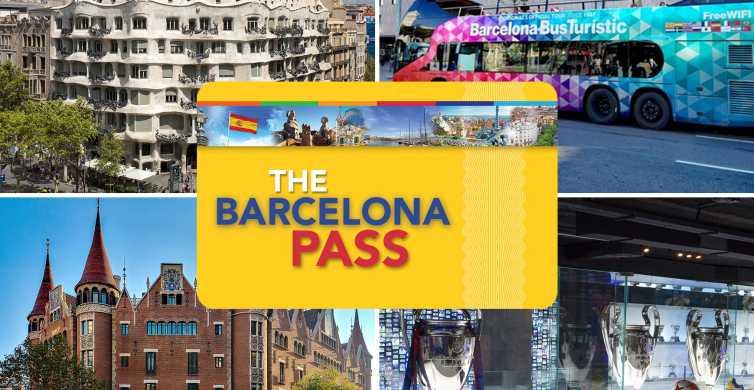 Barcelona: toegang tot 20 attracties met de Barcelona Pass