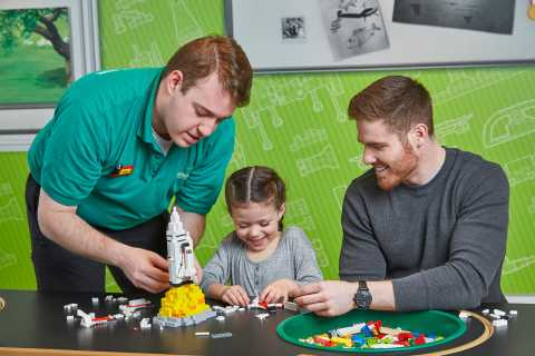 Legoland Discovery Center Oberhausen Ticket