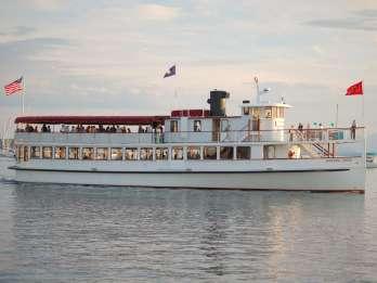 Boston: Jazz Cruise auf dem Classic 'Northern Lights'