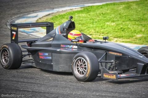 Mailand: Formel BMW & Ferrari Race Course Fahrerlebnis