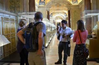 Rom: Prioritätszugang der Sixtinischen Kapelle am frühen Morgen