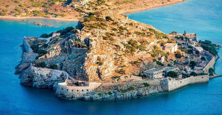 From Heraklion: Elounda and Spinalonga Full-Day Tour