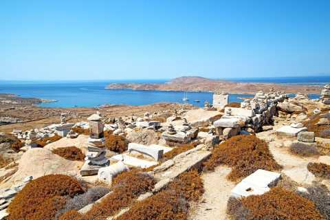Mykonos to Delos 4-Hour Tour