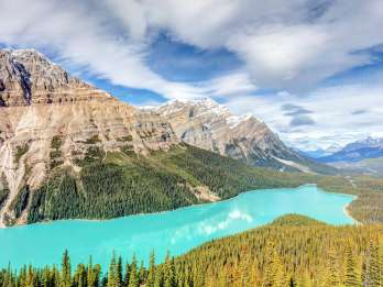 Kanadische Rocky Mountains: 7-Tages-Tour durch Nationalparks