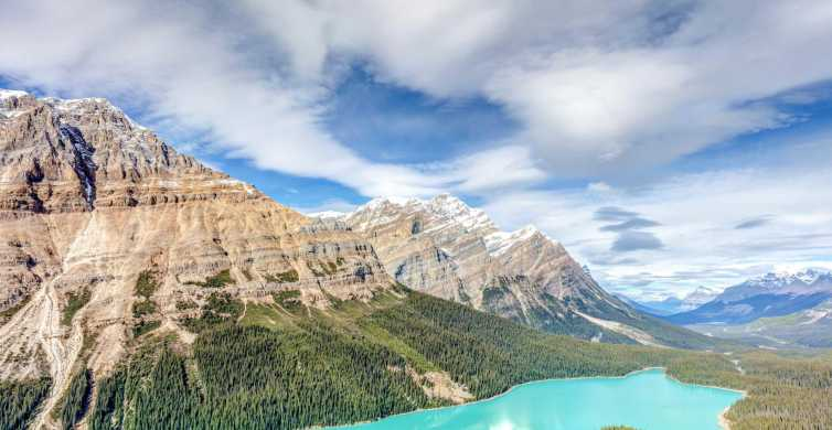 Canadian Rockies 7–Day National Parks Group Tour