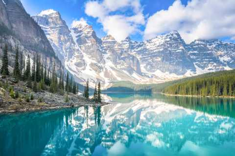 Canada 7–Day National Parks Camping Tour from Seattle