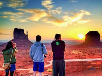Ab Las Vegas: 7-Tages-Nationalpark-Tour in kleiner Gruppe