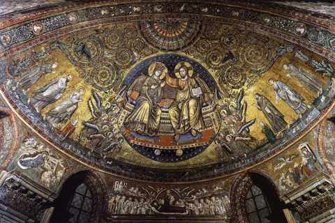 Rome: Easter Basilica Tour