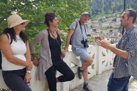 Berat: Recorrido a pie por la ciudad histórica