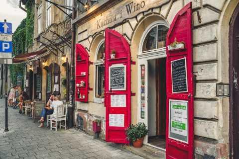Krakow: Art and Food Crawl
