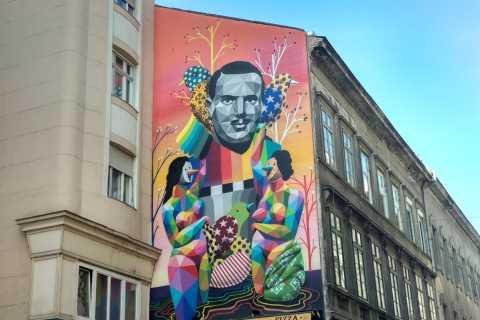 Budapest: Street Art Tour