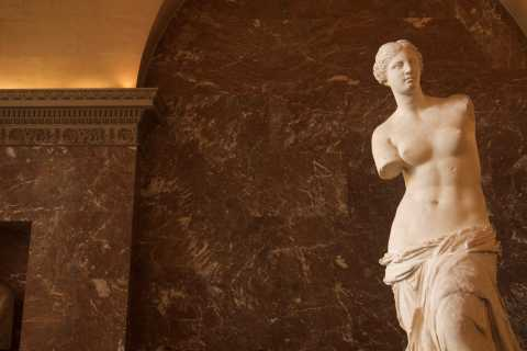 Must-Sees of the Louvre Museum: 1.5-Hour Guided Tour