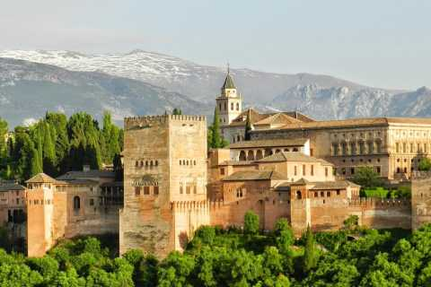 Alhambra Surroundings: 2-Hour Guided Tour
