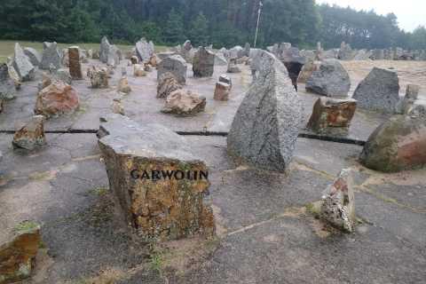 From Warsaw: Treblinka Private Tour