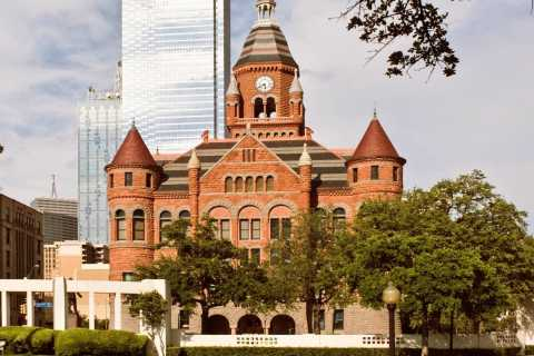 2-Hour Dallas and JFK Limousine Tour