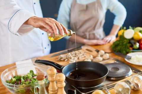 Athene: Griekse kookgroepklasse